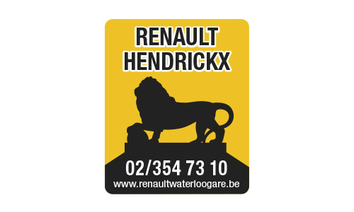 Garage Renault Waterloo Hendrickx